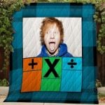 Theartsyhomes Ed Sheeran #Bjan-4 3D Personalized Customized Quilt Blanket ESR10