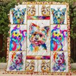 Theartsyhomes Def Leppard Style 2 3D Personalized Customized Quilt Blanket ESR50