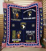 Theartsyhomes Camping #1116-5 Mt-Po 3D Personalized Customized Quilt Blanket ESR40