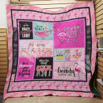 Theartsyhomes Flamingo M0503 83o33 3D Personalized Customized Quilt Blanket ESR24