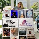 Theartsyhomes Charlie Daniels 3D Personalized Customized Quilt Blanket ESR11