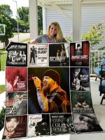 Theartsyhomes Brantley Gilbert 3D Personalized Customized Quilt Blanket ESR35