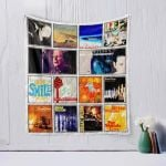 Theartsyhomes Brian Wilson Two 3D Personalized Customized Quilt Blanket ESR13