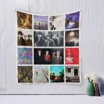 Theartsyhomes Echo And The Bunnymen 3D Personalized Customized Quilt Blanket ESR47