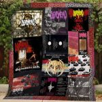 Theartsyhomes Dead Head #Bjan-2 3D Personalized Customized Quilt Blanket ESR9
