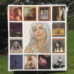 Theartsyhomes Emmylou Harris 3D Personalized Customized Quilt Blanket ESR26