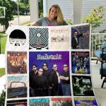 Theartsyhomes Blue Oyster Cult 1 3D Personalized Customized Quilt Blanket ESR4