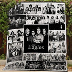 Theartsyhomes Eagles V1 3D Personalized Customized Quilt Blanket ESR23