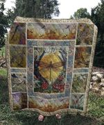 Theartsyhomes Dragonfly V3 3D Personalized Customized Quilt Blanket ESR8