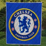 Theartsyhomes Chelsea logo 3D Personalized Customized Quilt Blanket ESR29