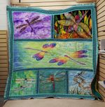 Theartsyhomes Dragonfly V22 3D Personalized Customized Quilt Blanket ESR4