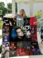 Theartsyhomes Danzig 3D Personalized Customized Quilt Blanket ESR12