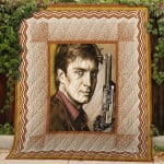 Theartsyhomes Firefly #Bjan-1 3D Personalized Customized Quilt Blanket ESR6