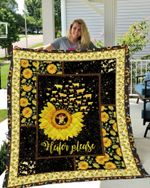 Theartsyhomes Cows You are my sunshine 3D Personalized Customized Quilt Blanket ESR24