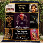 Theartsyhomes Black Queen 3D Personalized Customized Quilt Blanket ESR32