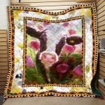 Theartsyhomes Cow Printing Tdq-Qhg0004 3D Personalized Customized Quilt Blanket ESR32