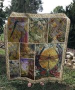 Theartsyhomes Dragonfly V2 3D Personalized Customized Quilt Blanket ESR1
