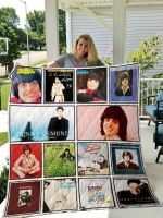 Theartsyhomes Donny Osmond 3D Personalized Customized Quilt Blanket ESR3