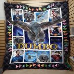 Theartsyhomes Dumbo 06 3D Personalized Customized Quilt Blanket ESR50
