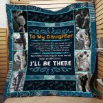 Theartsyhomes Daughter J0201 82o34 3D Personalized Customized Quilt Blanket ESR22