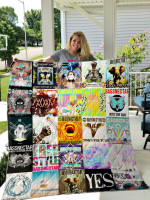 Theartsyhomes Bassnectar 3D Personalized Customized Quilt Blanket ESR3