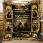 Theartsyhomes Book D1001 83o07 3D Personalized Customized Quilt Blanket ESR10