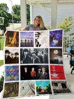 Theartsyhomes Echo & the Bunnymen 3D Personalized Customized Quilt Blanket ESR46