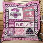 Theartsyhomes Book D1303 84o34 3D Personalized Customized Quilt Blanket ESR32