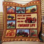 Theartsyhomes Farmer Life 3D Personalized Customized Quilt Blanket ESR6