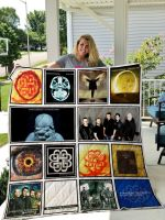 Theartsyhomes Breaking Benjamin 3D Personalized Customized Quilt Blanket ESR41