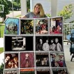 Theartsyhomes Creedence Clearwater Revival 3D Personalized Customized Quilt Blanket ESR41