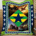 Theartsyhomes Browncoat Htt-Qct00053 3D Personalized Customized Quilt Blanket ESR27