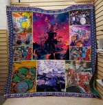 Theartsyhomes DRUM 2 3D Personalized Customized Quilt Blanket ESR48