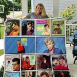 Theartsyhomes Conway Twitty 3D Personalized Customized Quilt Blanket ESR20