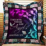 Theartsyhomes Butterflies V1 3D Personalized Customized Quilt Blanket ESR47