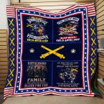 Theartsyhomes Field Artillery Printing Txh-Qhn0004 3D Personalized Customized Quilt Blanket ESR12