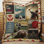 Theartsyhomes Cricket J2101 82o32 3D Personalized Customized Quilt Blanket ESR44