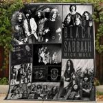 Theartsyhomes Black Sabbath V1 3D Personalized Customized Quilt Blanket ESR40