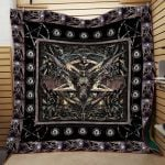 Theartsyhomes Doom Hqc-Qht00017 3D Personalized Customized Quilt Blanket ESR8