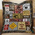 Theartsyhomes Drummer Prefer 3D Personalized Customized Quilt Blanket ESR16
