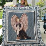 Theartsyhomes Bernese Mountain Dog Phqd16003 3D Personalized Customized Quilt Blanket ESR17