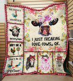 Theartsyhomes Farmer Htt-Qct00036 3D Personalized Customized Quilt Blanket ESR8