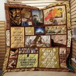 Theartsyhomes Book D0606 83o36 3D Personalized Customized Quilt Blanket ESR27