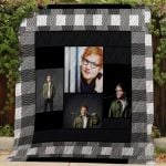 Theartsyhomes Ed Sheeran #Bjan-3 3D Personalized Customized Quilt Blanket ESR50