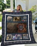 Theartsyhomes English Mastiff 1 3D Personalized Customized Quilt Blanket ESR35
