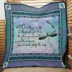 Theartsyhomes Dragonfly F1402 82o33 3D Personalized Customized Quilt Blanket ESR50