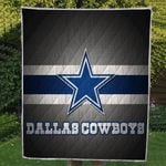 Theartsyhomes Dallas Cowboys 3D Personalized Customized Quilt Blanket ESR46
