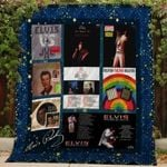 Theartsyhomes Elvis Presley V3 3D Personalized Customized Quilt Blanket ESR48