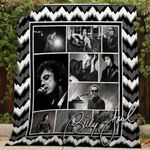 Theartsyhomes Billy Joel V1 3D Personalized Customized Quilt Blanket ESR10