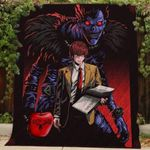 Theartsyhomes Death Note Th175 3D Personalized Customized Quilt Blanket ESR46
